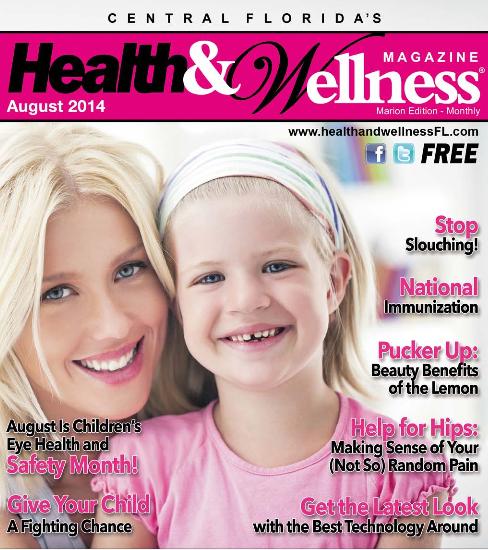 Ocala Health and Wellness Magazine