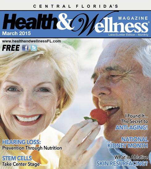 Villages Health and Wellness Magazine
