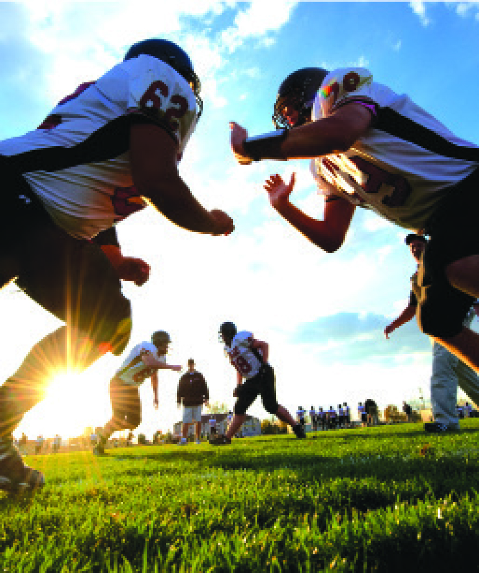 youth in sports City of santa clarita youth sports programs include youth basketball league,  youth football league, youth t-ball / softball league, youth volleyball league .