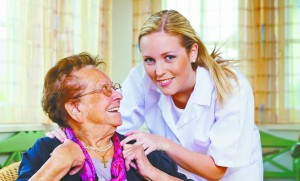 In Home Care for Dementia Patients