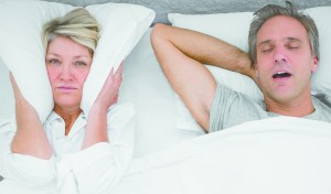 Snoring May Be More Than Just an Annoyance