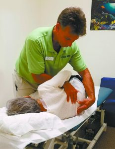 Wim Vergauwen, Certified Manual Therapist