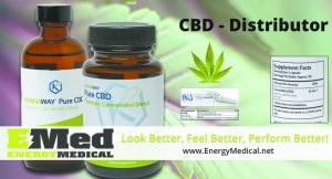 Energy Medical  CBD (Cannabidiol)