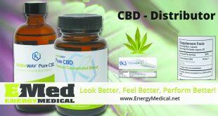 Energy Medical CBD (Cannabidiol)