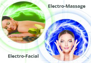 Electro Massage, The Ultimate  Therapeutic Massage Experience