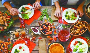 5 Healthy Eating Tips for the Holidays