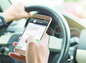 Distracted Driving: Don't Be a Statistic