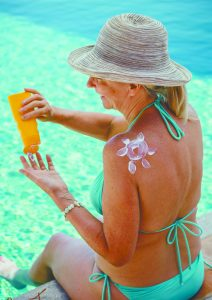 Don't Forget Your Sunscreen