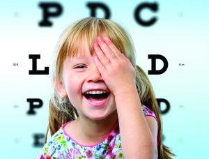 Many Eye and Vision Disorders Go Undetected