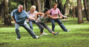 Finding Balance Through Tai Chi: Reduce the Risk of Falls and Back Pain