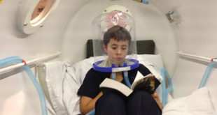 Hyperbaric Oxygen Therapy Increases Stem Cell Mobilization