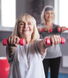 Get fit having fun.