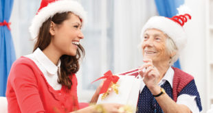 Think Fall prevention for the Holidays