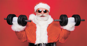 Staying in Good Physical Shape During Holiday Travel