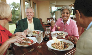 Healthy Aging: Choosing a Community that  Offers a Variety of Options for Different Needs