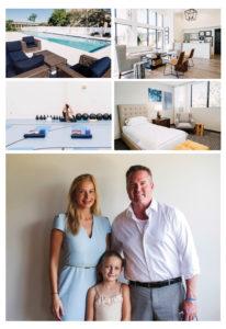 Riverside Recovery of Tampa Owners Elizabeth Stockton,  Kirk Kirpatrick, and Elizabeth's daughter Graysen