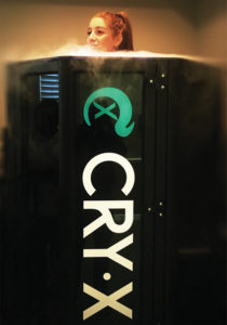 Cryotherapy: Learn How You Can Improve Overall Health,  Treat Chronic Pain  & Boost Metabolism — Just in Time for the Holidays