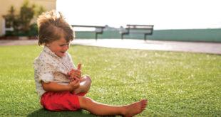 Heel Pain in Children:
