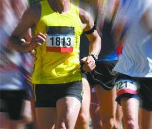 Marathon Runners Over 30