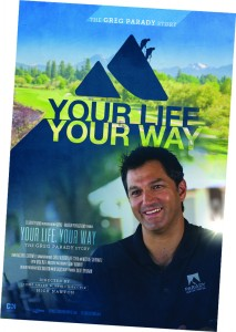 """Greg Parady's documentary presentation, """"YOUR LIFE, YOUR WAY"""", tells the story of Parady Financial Group and the philosophy behind helping people maximize the living benefits of annuities and life insurance to establish guaranteed income for life and create a tax-efficient retirement. Call us for your free copy at 1-800-RETIRED."""