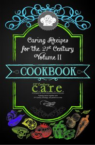 Cookbooks  to Benefit Cancer Patients in Need Now on Sale