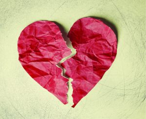 Is your heart hurting?  Have you been disappointed in love?