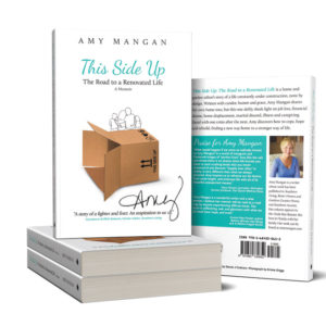 "Amy Mangan's ""This Side Up"" Book Launch Party August 9, 2018 at 5:30 PM The Brick City Center for the Arts - 23 SW Broadway Street - Ocala FL"