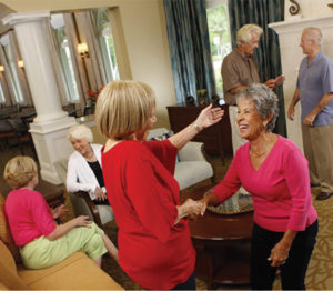 Is it the Right Time to Transition into a Senior Living Community?