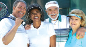 Physical Activity  Delays the Onset of  Age-Related Hearing Loss