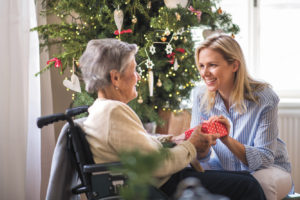 The Most Wonderful Time of  the Year Can be Stressful: Home Health Care Can Help