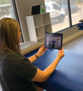 Telehealth Physical Therapy Services