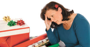 Holiday Season is Stressful